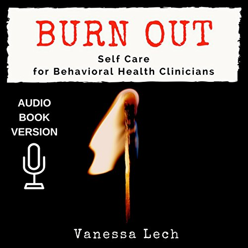 Burn Out audiobook cover art