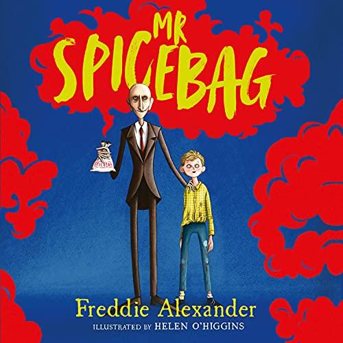 『Mr Spicebag』のカバーアート