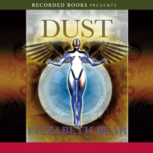 Couverture de Dust