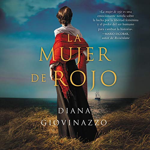 La mujer en rojo [The Woman in Red] Audiobook By Diana Giovinazzo cover art