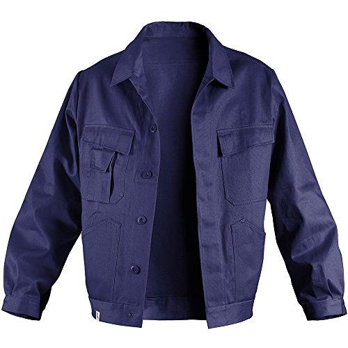 Kübler 16371314-48-110 - Giacca da lavoro Dress con tasche laterali, blu scuro, 110