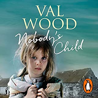 Nobody's Child                   By:                                                                                                                                 Valerie Wood                               Narrated by:                                                                                                                                 Anne Dover                      Length: 12 hrs and 44 mins     31 ratings     Overall 4.8
