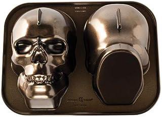 Nordic Ware 88448 Haunted Skull Pan