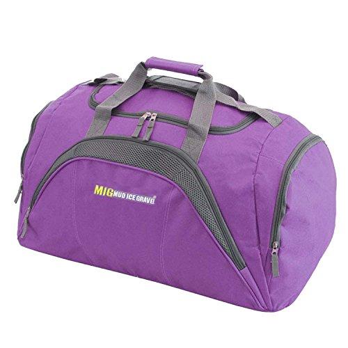 Ladies Large Big Sports & Gym Holdall Bag - SPORTS TRAVEL DUFFLE WORK LEISURE