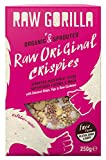 Raw Gorilla Raw Gorilla Crujientes Orgánicos y Brotados Raw Original Crispies 250 g