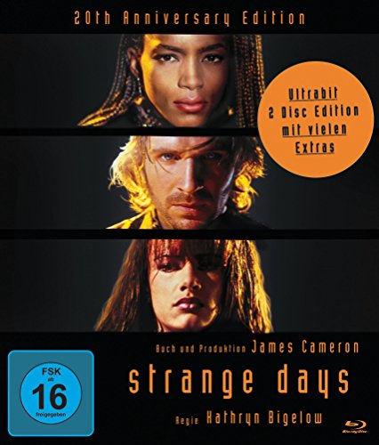 Strange Days - 20th Anniversary Edition [Blu-ray]