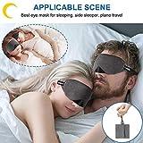 Zoom IMG-1 wotek mascherina per dormire 100