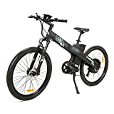 ECOTRIC 26' Electric Mountain Bicycle Ebike Powerful 48V/13AH 1000W Motor Removable Battery Aluminum...