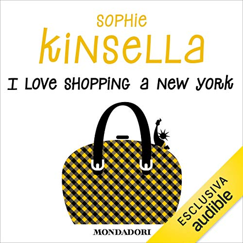 I love shopping a New York                   By:                                                                                                                                 Sophie Kinsella                               Narrated by:                                                                                                                                 Marta Lucini                      Length: 11 hrs and 19 mins     1 rating     Overall 4.0