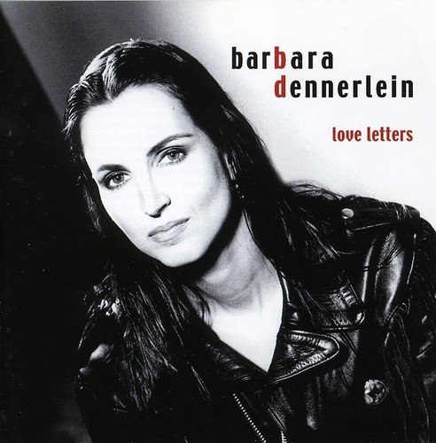 Dennerlein,Barbara: Love-Letters (Audio CD)