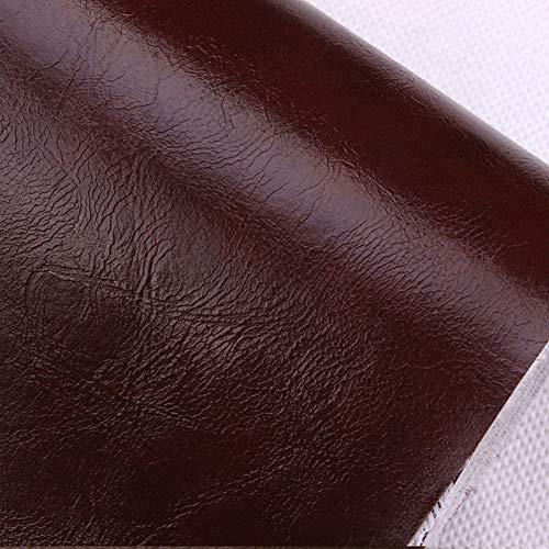 SFMND Materiale Sintetico Ecopelle Materiale Pesante PVC Rivestimenti in Vinile Tappezziere per tappezzerie Tappezzieri, Cuciture Fai-da-Te, Divano, Borsa