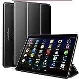Tablette Tactile 10 Pouces Android 9.0 Pie 2020 Nouveau, Tablet PC 4G / WiFi, 3 Go de RAM + 32 Go de ROM / 128 Go 8500 mAh Quad-Core Dual SIM Bluetooth / GPS / OTG Tablettes d'appel Google Play-Noir