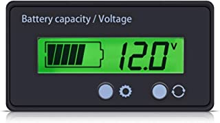 Voltage Meters - Lcd Display Backlit Universal Battery Capacity Voltage Meter Tester Voltmeter Monitor - Voltage Test Meters Fluke Voltage Meters Inch Monitor Battery Brushless Driver Capacit