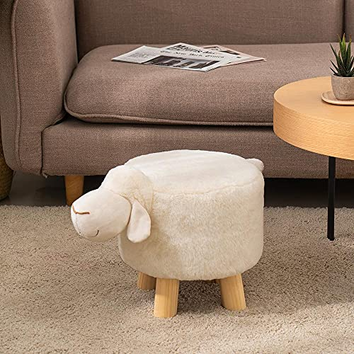 Rolife オットマン 足置き 足置き台 スツール フットスツール 椅子 動物オットマン