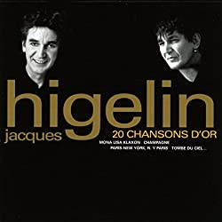 Jacques Higelin 20 Chansons d'or