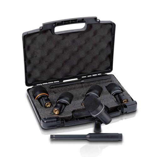 LD Systems 7-Piece Drum Microphone Set