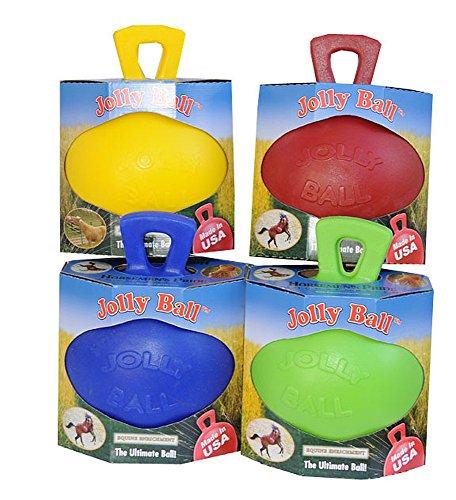 Reitsport Amesbichler Pferde Spielball Pferdespielball Jolly Ball für Pferde und gr.Hunde Jollyball Spielball für Pferde Pferdeball Pferdespielball Horsemen´s Pride