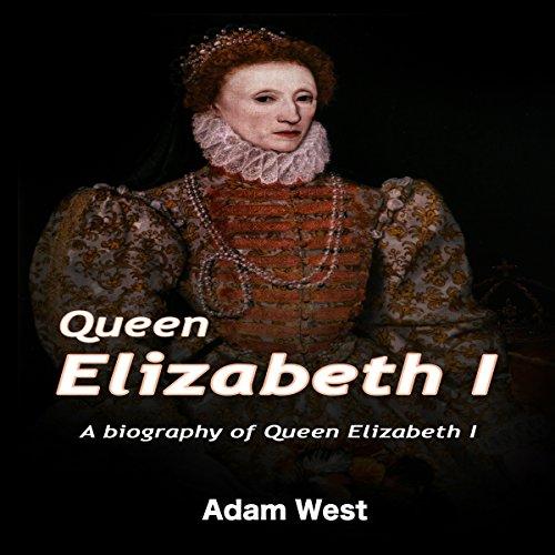 Queen Elizabeth audiobook cover art