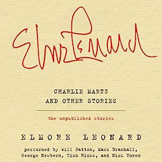 Couverture de Charlie Martz and Other Stories