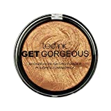 Technic Get Gorgeous 24 CT Oro, Polvere illuminante, 6 G