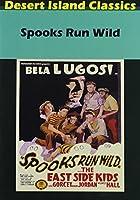 Spooks Run Wild / [DVD]