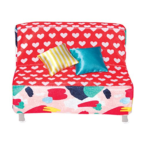 Manhattan Toy Groovy Girls Heart to Heart Sofa Doll Furniture