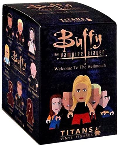 comprar barato Buffy The Vampire Slayer Titans Collection Welcome to Hellmouth Collection Collection Collection Mini Figures Mystery Pack by Buffy the Vampire Slayer  sin mínimo