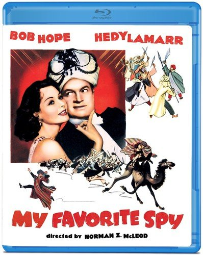 My Favorite Spy [Blu-ray]