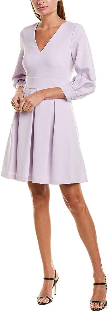 Eliza J Women's V-Neck a Line Dress