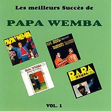 Les Meilleurs Succès De Papa Wemba, Vol. 1