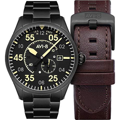 AVI-8 Spitfire 4073-22 - Reloj de pulsera automático