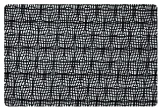 サランネット ハニカム 9600-6 線径(mm):0.22|開口率(%):31.7|カラー:黒色