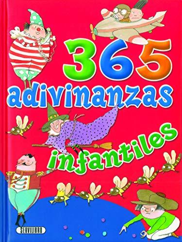 365 adivinanzas infantiles (Los mejores cuentos e historias)
