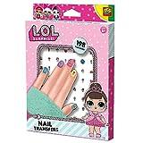 SES Creative - L.O.L. Stickers Transfert Ongles