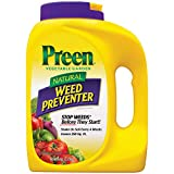 Preen 2464223 Natural Vegetable Garden Weed Preventer, 5 lb-Covers 250 sq. ft