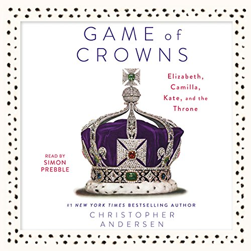 Game of Crowns audiobook cover art
