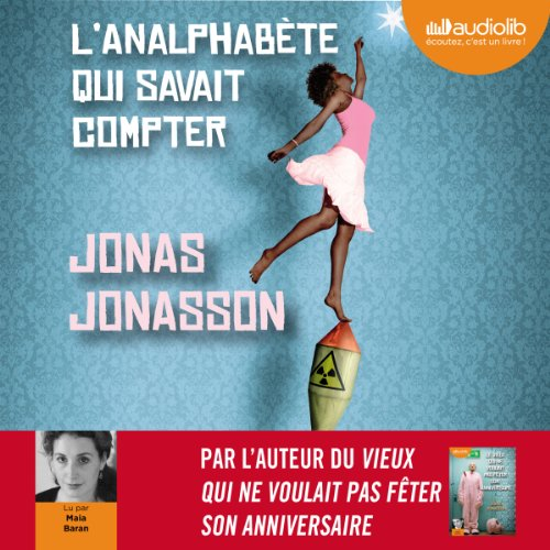 L'analphabète qui savait compter audiobook cover art