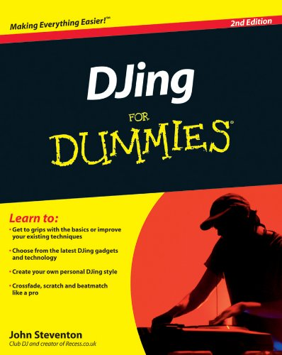 DJing For Dummies (English Edition)