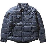 [ザノースフェイス] ジャケット キャンプシエラスタッフドシャツ メンズ ブルーウィングティール 日本 S (日本サイズS相当)