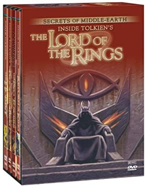 Secrets of Middle-Earth - Inside Tolkien's The Lord of the Rings (4-Pack) by J.R.R. Tolkien