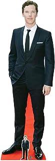 US-Way e.K. Benedict Cumberbatch - Figura de cartón (184 cm, tamaño real)