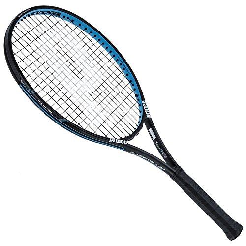 Prince Unisex TXT Warrior 107 Limited Edition - Pala de Tenis, Color Azul, tamaño de Agarre: 0