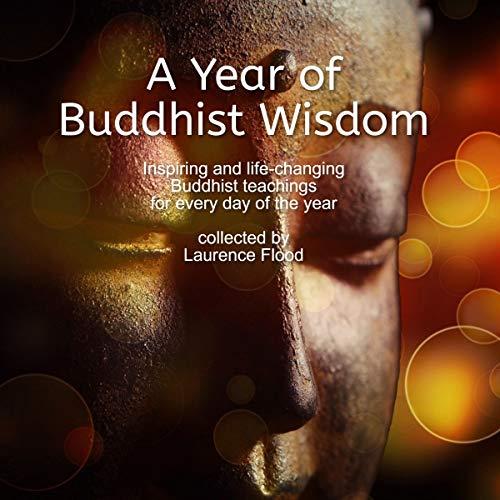 A Year of Buddhist Wisdom cover art