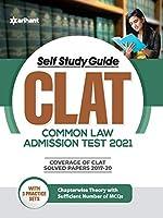 Self Study Guide CLAT 2021