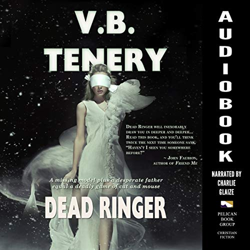Dead Ringer audiobook cover art