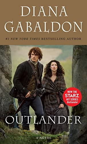 Outlander Starz Tie in Edition A Novel product image