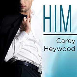Him audiobook cover art