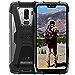 "Rugged Phone Unlocked, Blackview BV9700Pro, 6GB+128GB Rugged GSM Cell Phone, 5.8"" FHD Helio P70 Wireless Charging Cellphone, Bundle Android 9.0 Pie, NFC/Fingerprint Tmobile Unlocked Smart Phone (Renewed)"