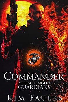 Commander  Zodiac Dragon Guardians Book 9