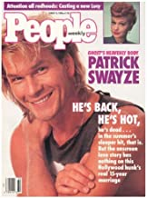 People Magazine: Patrick Swayze, August 6, 1990 issue